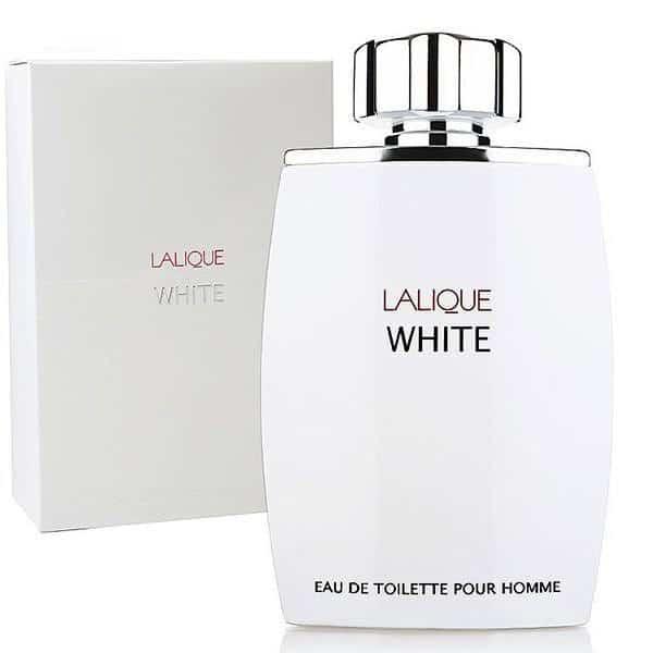 عطر ادکلن لالیک سفید مردانه