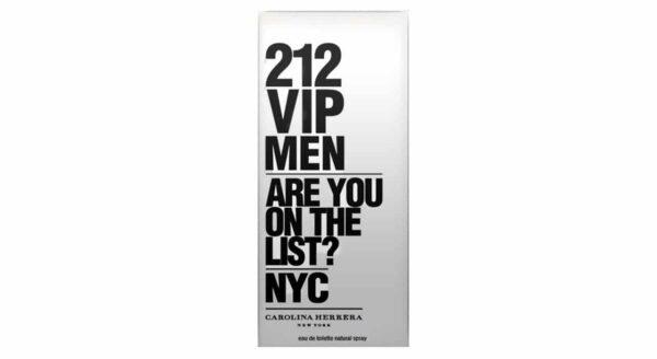 ادکلن ۲۱۲ وی آی پی مردانه