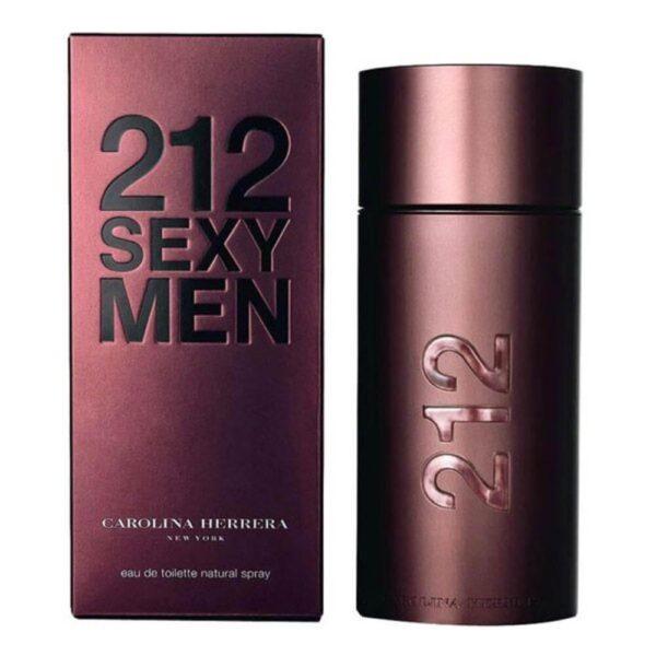 عطر ادکلن ۲۱۲ سک سی مردانه
