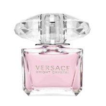عطر ادکلن ورساچه صورتی-برایت کریستال Versace Bright Crystal حجم 90 میلی لیتر
