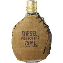 عطر ادکلن دیزل فول فور Diesel Fuel for Life Homme حجم 75 میلی لیتر