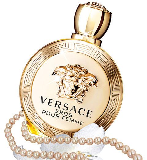 ادکلن ورساچه اروس Versace Eros Pour