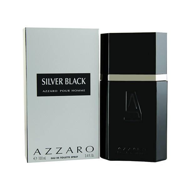 ادکلن آزارو سیلور بلک Azzaro Silver Black