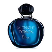 تستر اورجینال ادکلن زنانه دیور میدنایت پویزن Dior midnight poison حجم 100 میلی لیتر