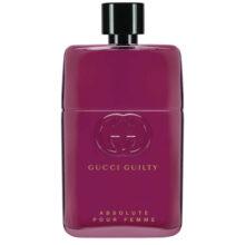 تستر اورجینال ادکلن گوچی گیلتی ابسولوت زنانه Gucci Guilty Absolute pour Femme حجم 90 میلی لیتر