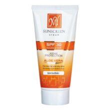 کرم ضد آفتاب بیرنگ SPF30 مای