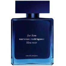تستر اورجینال ادکلن نارسیس رودریگز بلو نویر ادو پرفیوم مردانه Narciso Rodriguez for Him Bleu Noir EDP حجم 100 میلی لیتر