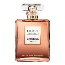 تستر اورجینال عطر شنل کوکو مادمازل اینتنس Chanel Coco Mademoiselle Intense حجم 100 میلی لیتر